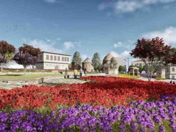 Erzurum Üç Kümbetler Millet Bahçesi - Millet Bahçesi Nerede, Özellikleri ve Hakkında Bilgi